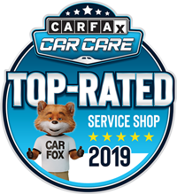 Benefield Auto is a CARFAX Top-Rated Service Shop for 2019